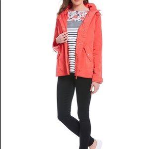Joules Swindale Showerproof Rain Jacket Size 4